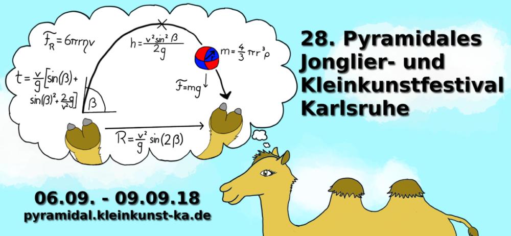 28. Pyramidales Jonglier- und Kleinkunstfestival